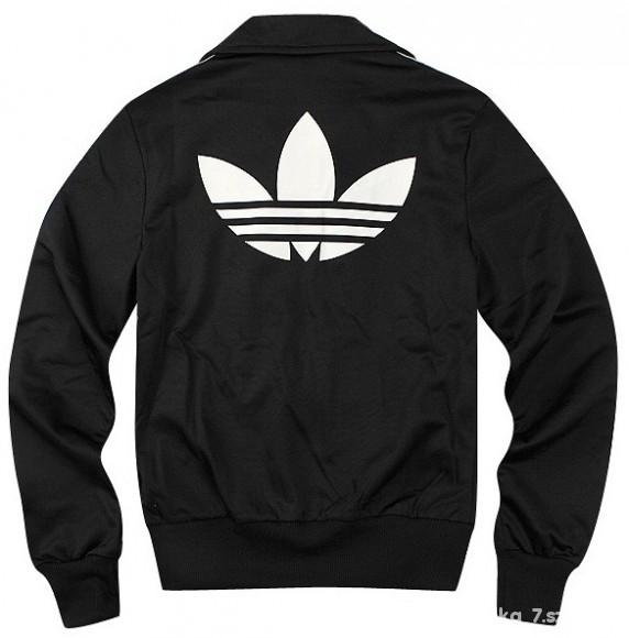 Bluza Adidas Firebird black & white