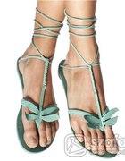 Sandały ważki