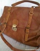 Brązowa karmelowa torba