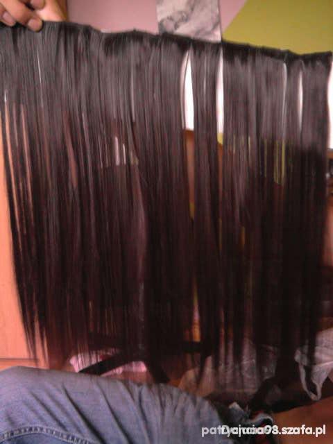 Pozostałe Treski włosy naturalne