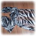 chustka zebra