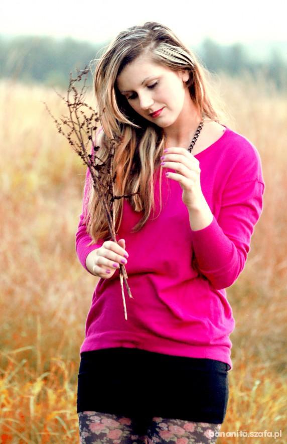 Mój styl Pink life