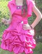 Sukienka Balowa Różowa...