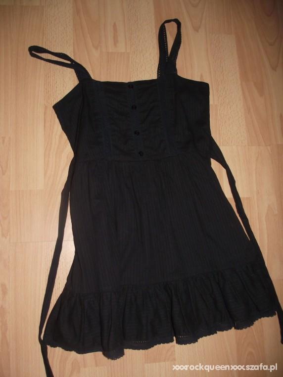 Czarna sukienka Ann Christine...
