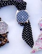 prześliczny i orginalny zegarek primark opia