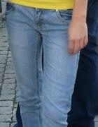 jeansy i bluzeczka...