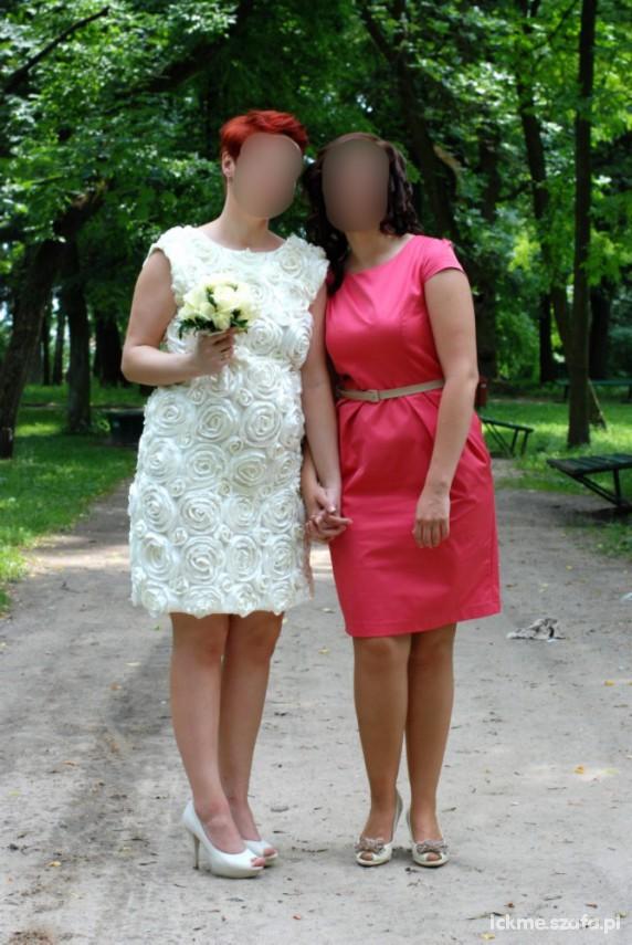 Na specjalne okazje Ślub cywilny siostry