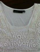śliczna sukienka KappAhl biała
