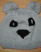czapka panda miś