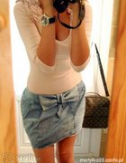 Spodnica i bluzka