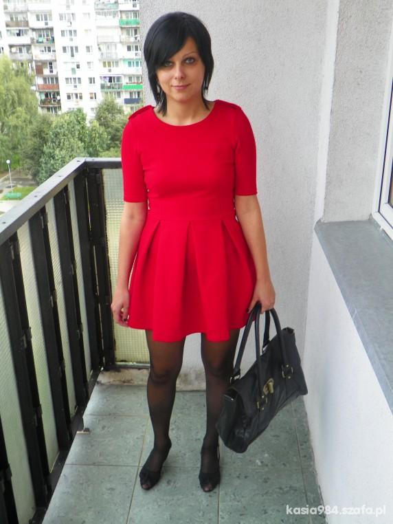 Eleganckie Red w roli głownej