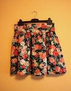 Spódniczka floral HandM