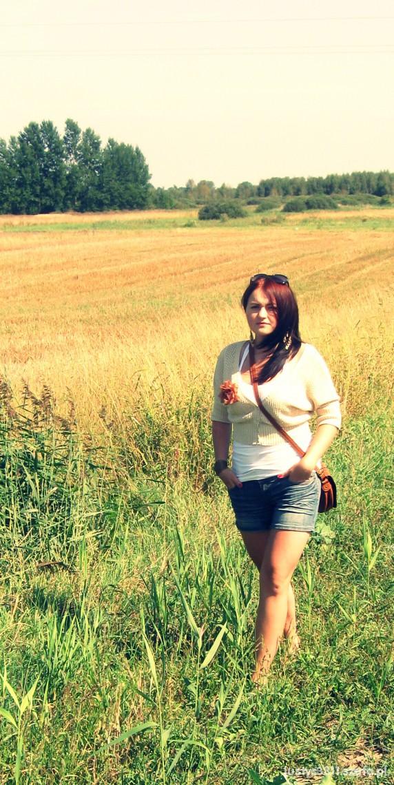 Vintage Wakacyjna sielanka na wsi