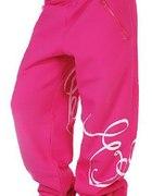 spodnie dresowe typu baggy...