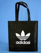Czarna eko torba Adidas