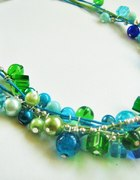 niebiesko zielony
