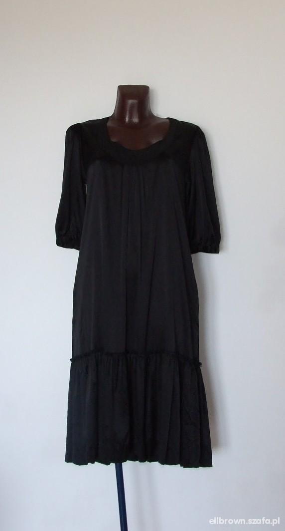 798ec97a64 SUKIENKA TUSNELADA BLOCH JEDWAB NATURALNY ROZM L w Suknie i sukienki ...