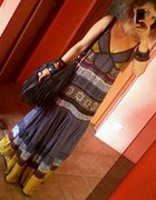 Maxi dress Stradivarius