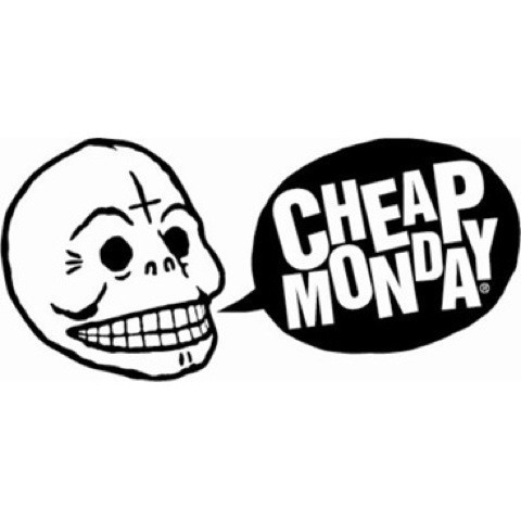 RURKI CHEAP MONDAY XXS...