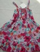 TANIO Zwiewna sukienka...