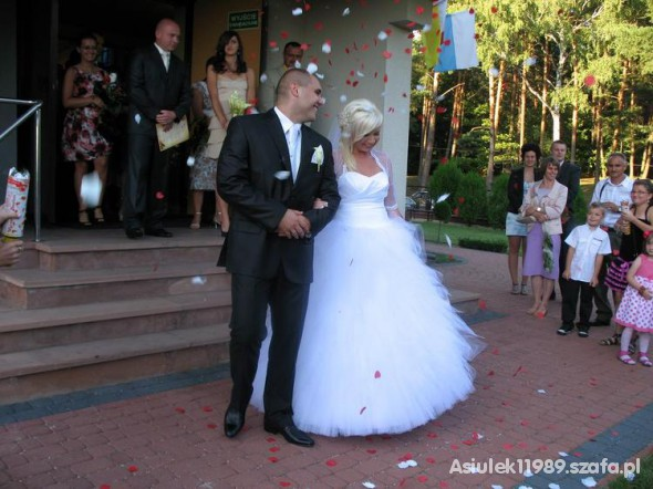 Na specjalne okazje moja ślubnaa