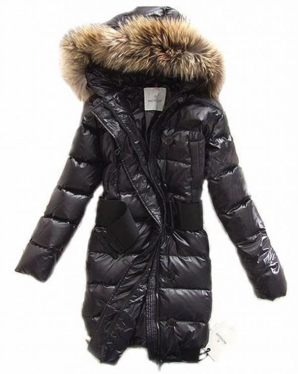 Moncler Fur nowe