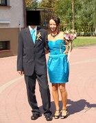 moja skromna sukieneczka na ślub