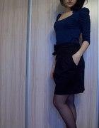 Sukienka Pretty Girl z bufkami rozm 38