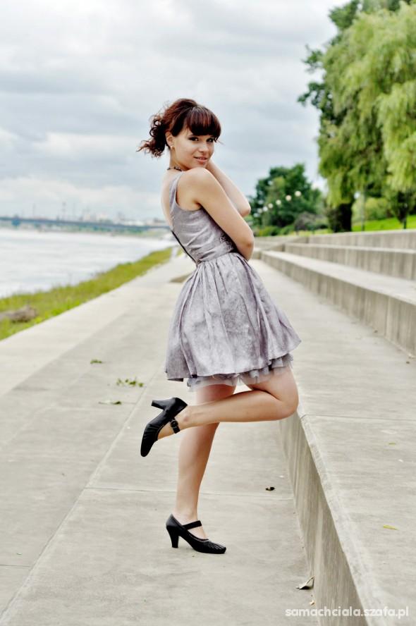 Mój styl Piękna sukienka
