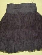 Spódniczka tiulowa czarna