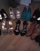 moje szpileczki i sandałki