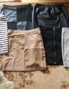 Moje H&Mowskie spódniczki