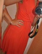 dwie sukienki jeden fason ORSAY