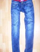 Spodnie rurki bershka