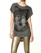 grey wolf wilk ZARA TRF