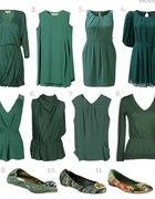 Emerald green kolor