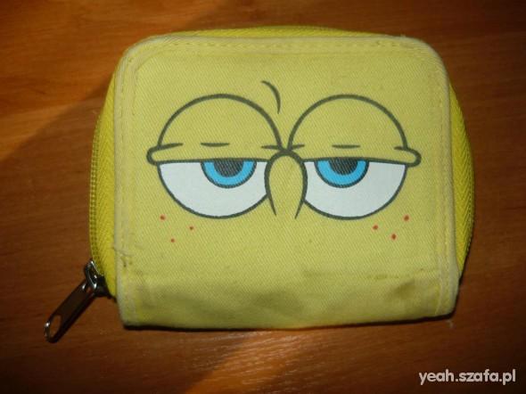7d61d866385c5 śmieszny portfel spongebob w Portfele - Szafa.pl