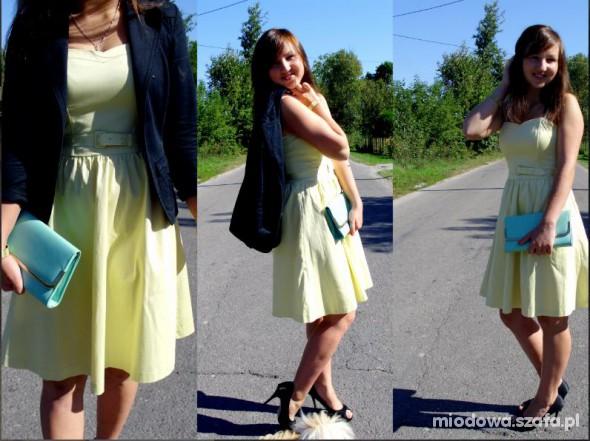 Eleganckie letnia stylizacja