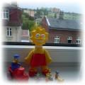 Zabawki Simpsonowie komplecik