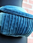Nerka saszetka torebka na pas lub na ramię