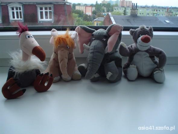 Zabawki Zabawki Maskotki KSIEGA DZUNGLI