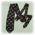 jedwabny krawat flinston