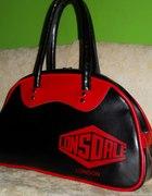 Torebka Lonsdale Black & Red...