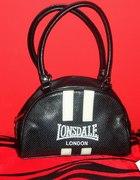 Torebka LONSDALE black & white...