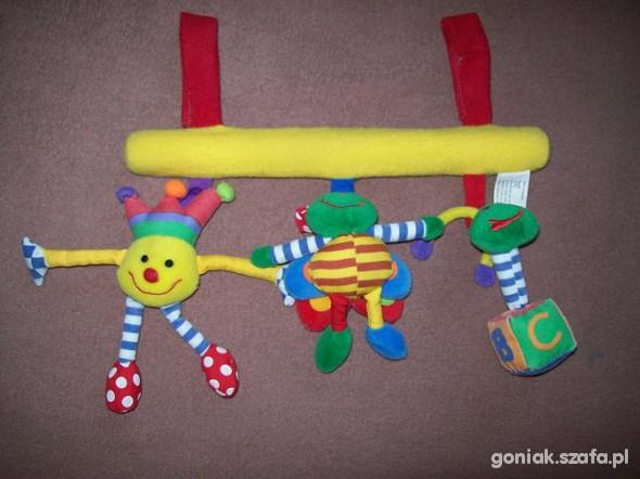 Zabawki Zawieszka do wózka łóżeczka