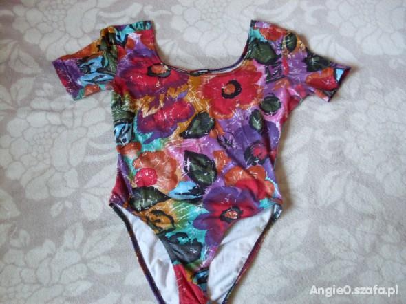 Bluzki body floral S