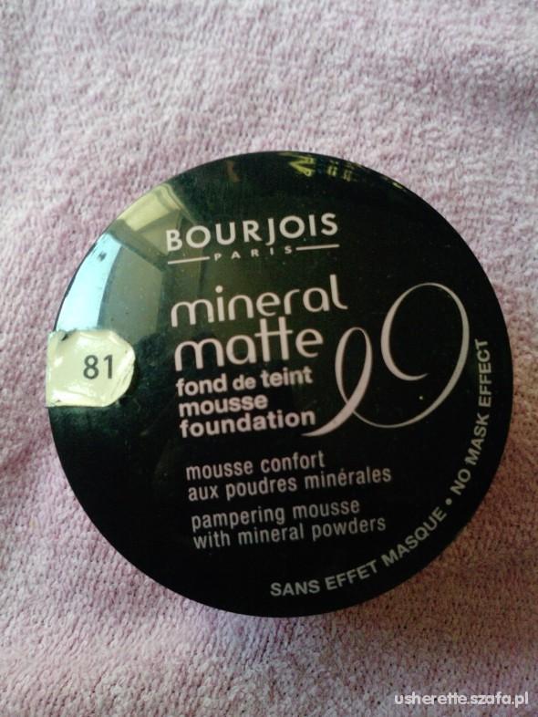 bourjois mineral matte...