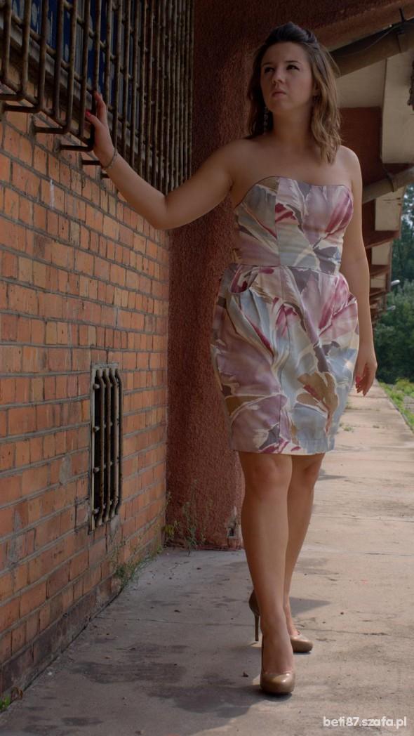 Mój styl sekienka beze