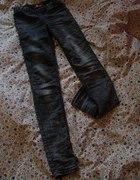 rurki marmurki szare xxs H&M