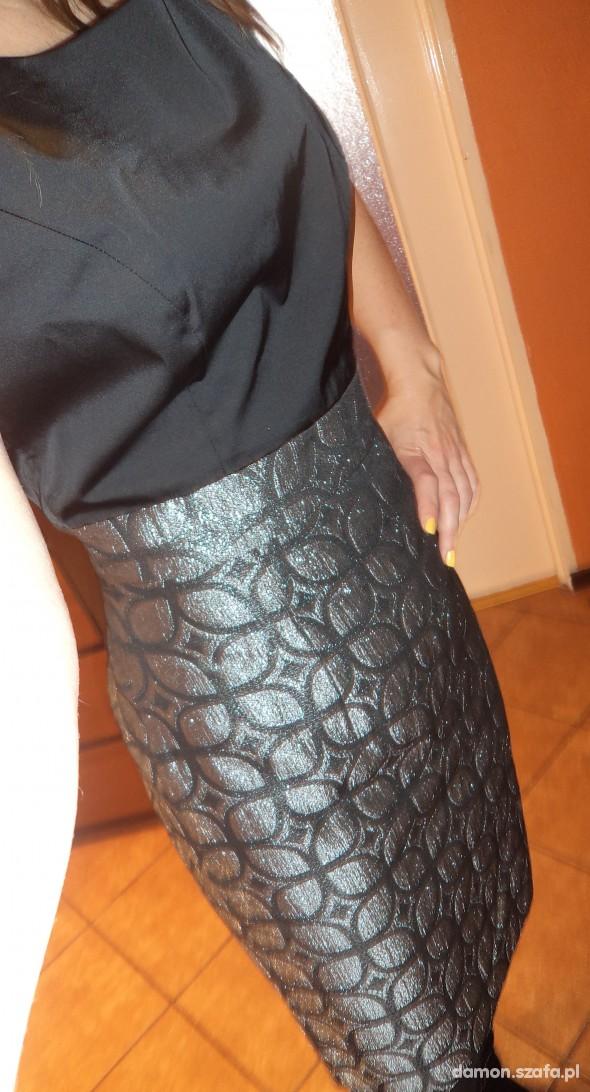 Eleganckie H&m boska elegancka sukienka